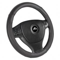 Poťah na volant - Profil III čierny M
