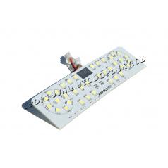 Škoda Yeti - Mega Power LED stropné osvetlenie KI-R
