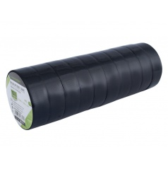Páska izolačná 12 x 0,13 mm x 10 m-10 ks farebná