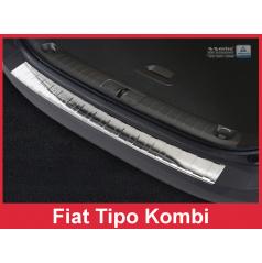 Nerez kryt- ochrana prahu zadného nárazníka Fiat Tipo Kombi 2016+