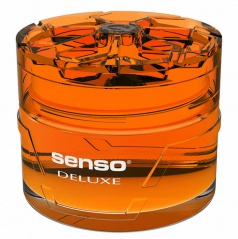 Osviežovač vzduchu Senza DELUXE CITRUS DREAM 50 ml (vôňa citrónu)