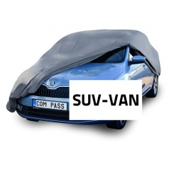 Ochranná plachta FULL 515x195x142cm 100% Waterproof SUV-VAN