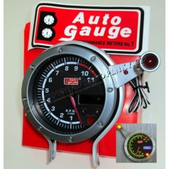 Digitálny otáčkomer Auto Gauge 07661 95 mm