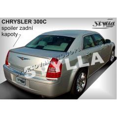 CHRYSLER 300C 2004+ spoiler zad. kapoty