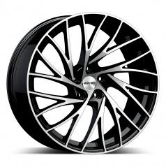 Alu koleso GMP ENIGMA black diamond 8,0x18 5x120 ET45