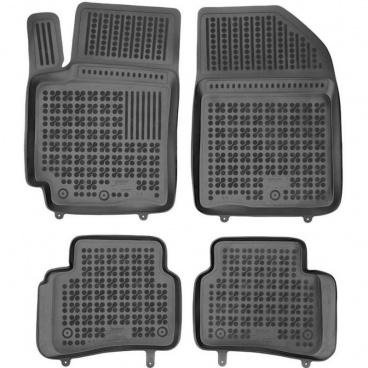 Gumové koberce-gumové autokoberce, Seat Toledo II, 1998-2004