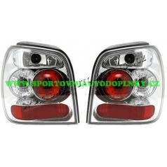 VW Polo 1999-01 Euro Altezza Tail Lights