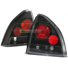Honda Prelude 02.92-01.97 zadní lampy black (LTHO09)