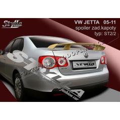 Volkswagen Jetta 05-11 spoiler zadnej kapoty (EÚ homologácia)