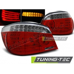 BMW E60 07.2003-07 zadné lampy red white LED (LDBMA0)
