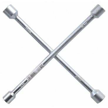 Kľúč na kolesá krížový celokovový 17-19-21-23