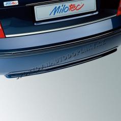 Difúzor zadného nárazníka - ABS čierny, Škoda Superb