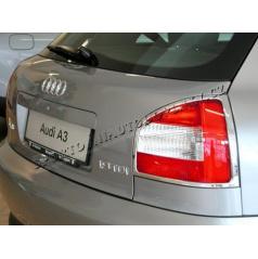 Audi A3 chróm rámček zadných svetiel 2 ks