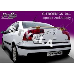 Citroen C5 II sedan 04-08 spoiler zadnej kapoty CC7L