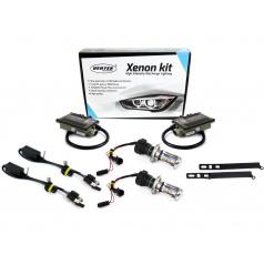 Xenon přestavbová sada H4 4300K BIXENON CANBUS (s odporem)
