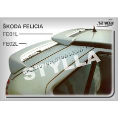 Škoda Felicia spoiler zadných dverí horný (EÚ homologácia)