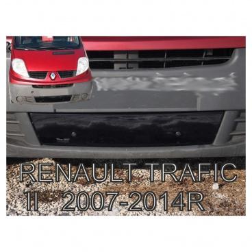 Zimní clona - kryt chladiče - Renault Trafic II, 2007-14