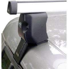 Strešný nosič Rapid uzamykateľný ALU DIH - liftback