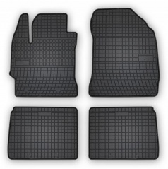 Gumové koberce, Toyota Corolla E16, 2013-2019