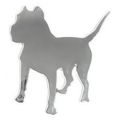 Znak DOG PLASTIC samolepiaci