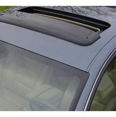 Veterná clona stresného okná - Škoda Fabia I Limousine, Combi, Sedan 2000-2007