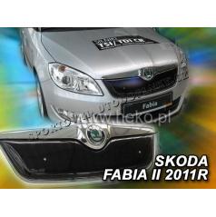 Zimná clona - kryt chladiča Škoda Fabia II 2010 +