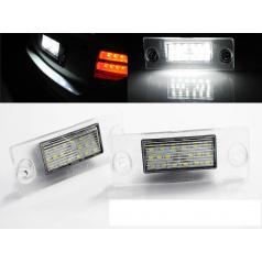 LED osvetlenie ŠPZ - Audi A4 B5 1994-98 / A3 1997-00 (PRAU04)