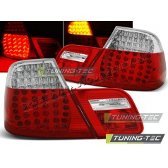 BMW E46 04.1999-03.2003 Coupe zadné lampy red white LED (LDBM69)