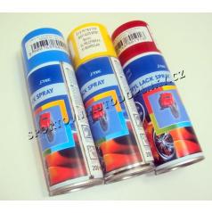 Farba na brzdiče Jacky 200 ml - modrá, žltá, červená