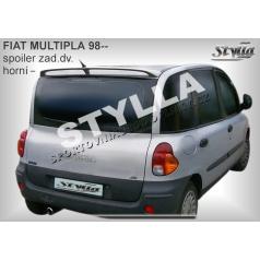 Fiat Multipla (98+) spoiler zadných dverí horný