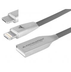 Nabíjací a dátový kábel s konektorom Micro USB II 120 cm