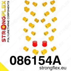 Honda S2000 2005-09 StrongFlex Sport kompletní sestava silentbloků 26 ks