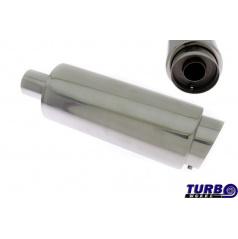 Sportovní výfuk TurboWorks krátká koncovka se silencerem 2