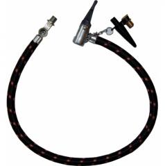 Náhradná hadička k hustilce nožná (s manometrom)