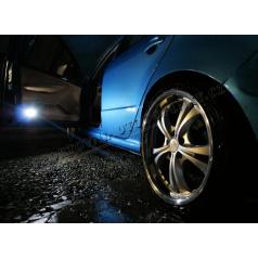 Škoda Fabia I 99-07 - Mega Power LED obrysové, safety svetlá do dverí