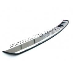 VW Touran - NEREZ chrom práh zadního nárazníku - OMSA LINE - skladem