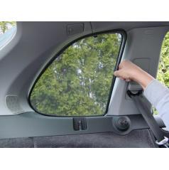 Slnečné clony - zadné dvere, Škoda Fabia II. limousine