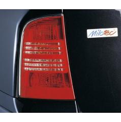 Lišty zadných svetiel, bočné - Škoda Octavia I Combi, 1997-2005
