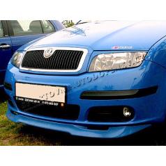 Škoda Fabia 99-08 - spoiler DTM pod predný nárazník