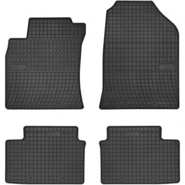 Gumové koberce-gumové autokoberce, Mitsubishi L200 2007+