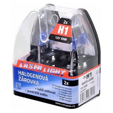Žiarovka White Laser H1 55 W