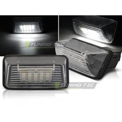 LED osvetlenie ŠPZ - Peugeot, Citroen (PRPE01)