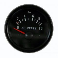 Prídavný budík KET tlak oleja 52 mm