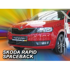 Zimná clona - kryt chladiča Škoda Rapid Spaceback, liftback 2012+