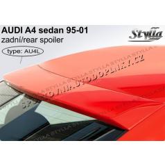 AUDI A4 sedan -02 predĺženie strechy (EÚ homologácia)