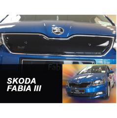 Horná zimná clona - kryt chladiča Škoda Fabia III 2015+