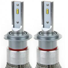 Extra silné led žárovky H7 CAN BUS do hlavních světlometů RS+ 2 ks