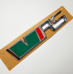 Originální zadní znak RS Škoda Octavia II nebo Fabia II