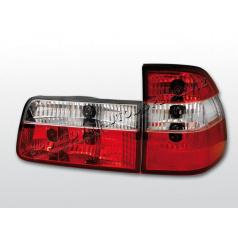 BMW E39 95-00 zadné lampy kryštalické (LTBM26) - touring