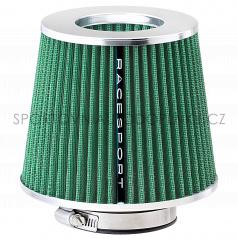 Športový vzduchový filter RACE SPORT zelený